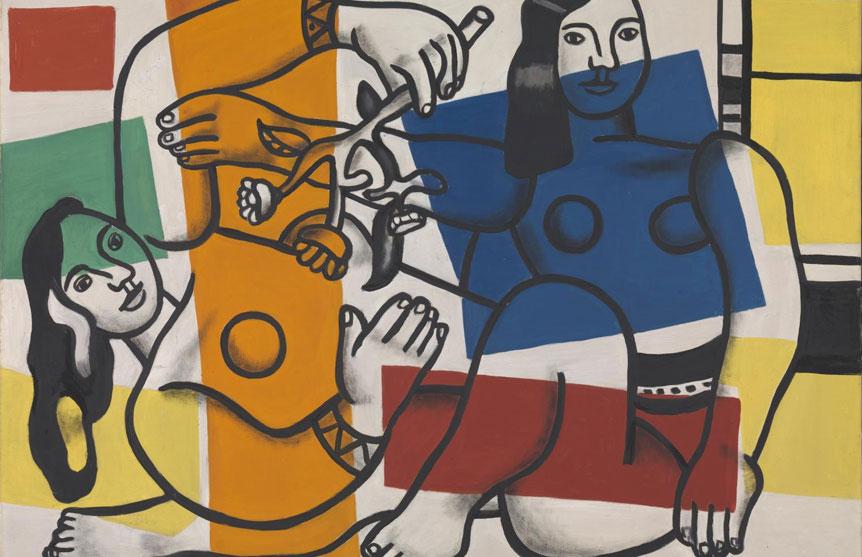 Fernand Leger Tate Museum