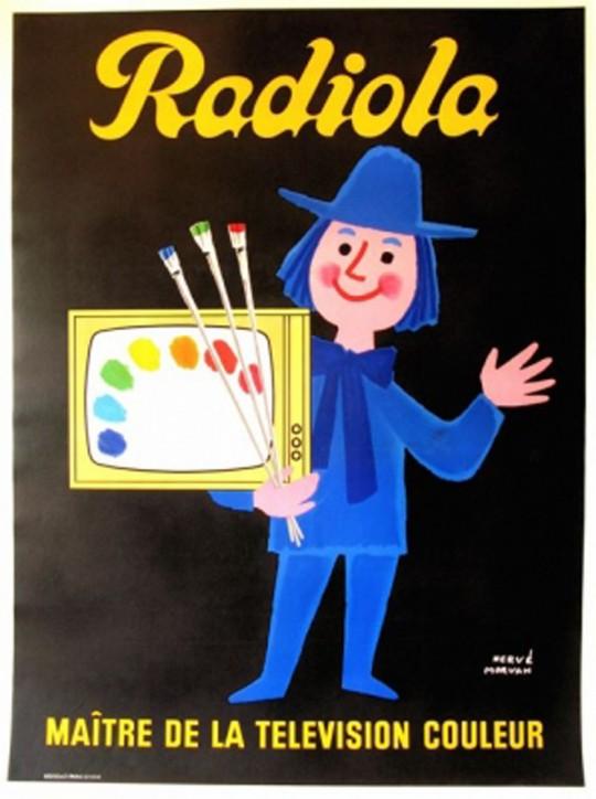 Radiola Maitre De La Television Couleur