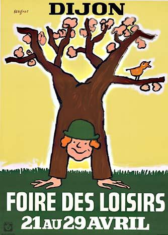 Dijon Des Loisirs De Dijon 1974