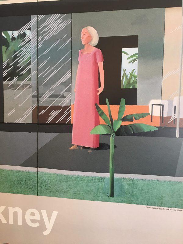 Beverly Hills Housewife - David Hockney 2001