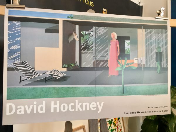 Beverly Hills Housewife - David Hockney 2001
