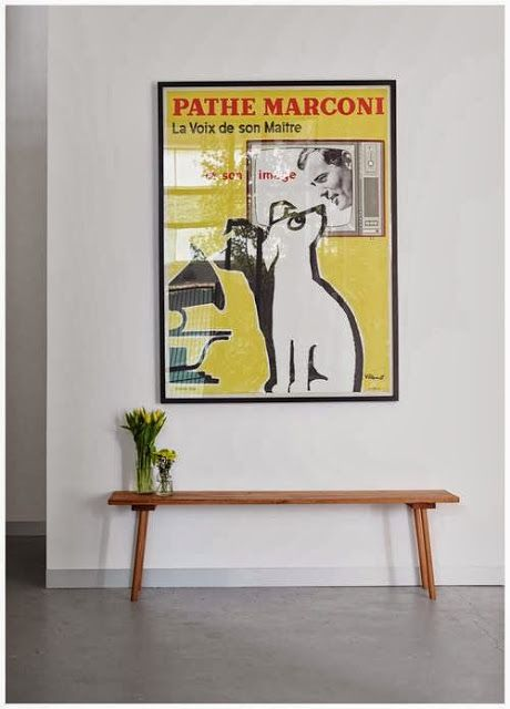pathe marconi original vintage poster Letitia Morris Gallery