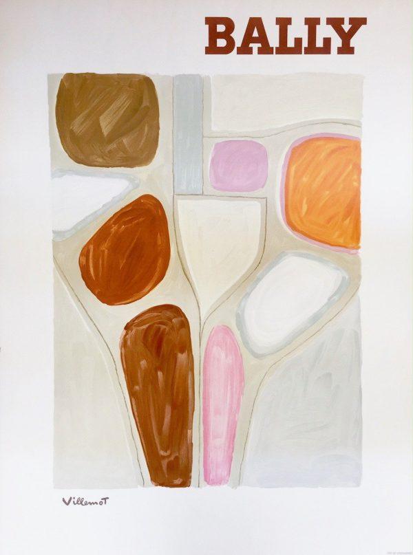 bally abstract original