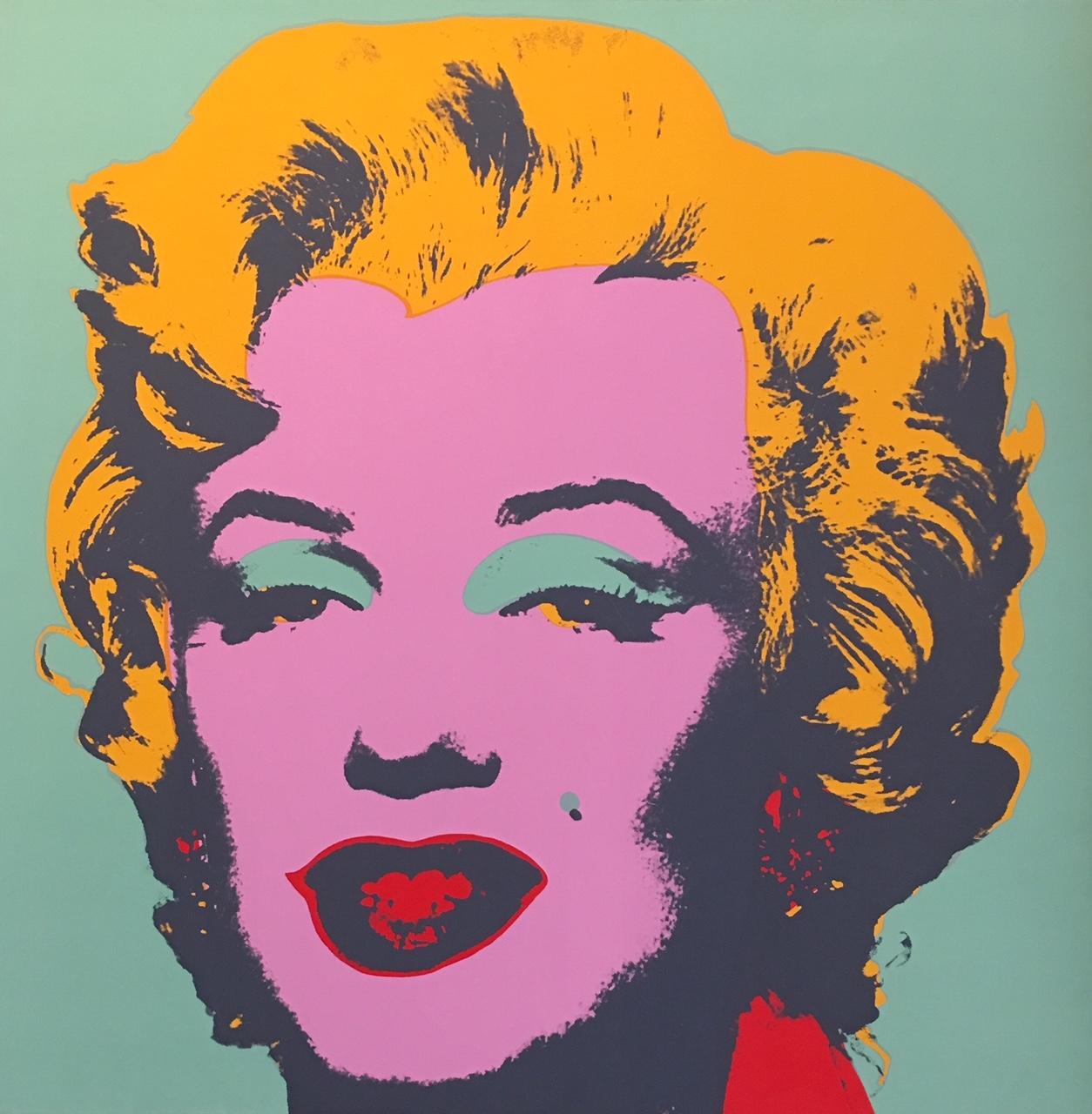 Marilyn Monroe Sunday B Morning Original Vintage Poster