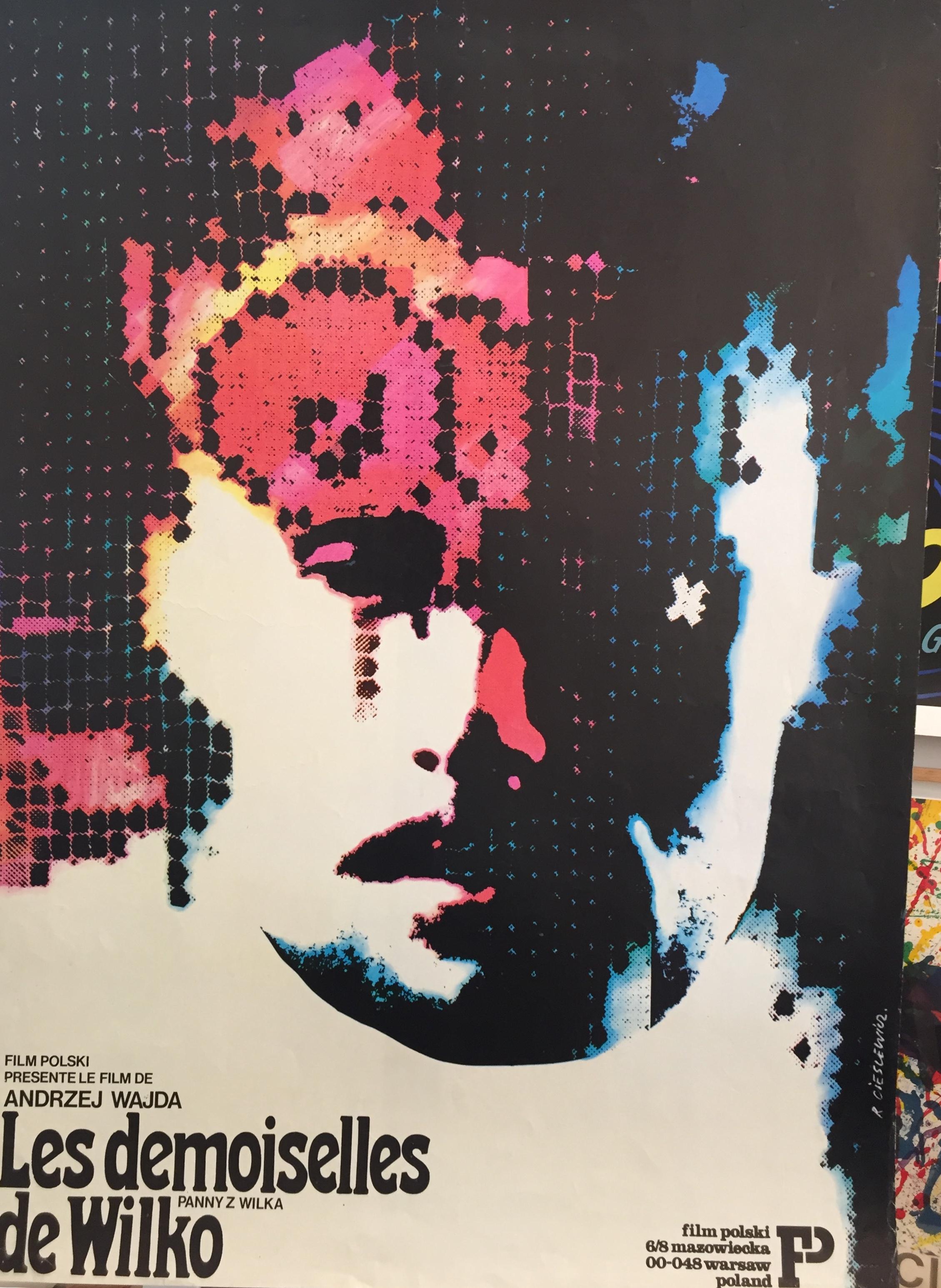 Les demoiselles de Wilko 1978 Original Vintage Poster
