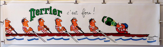 Perrier C'est Fou Rowing Club