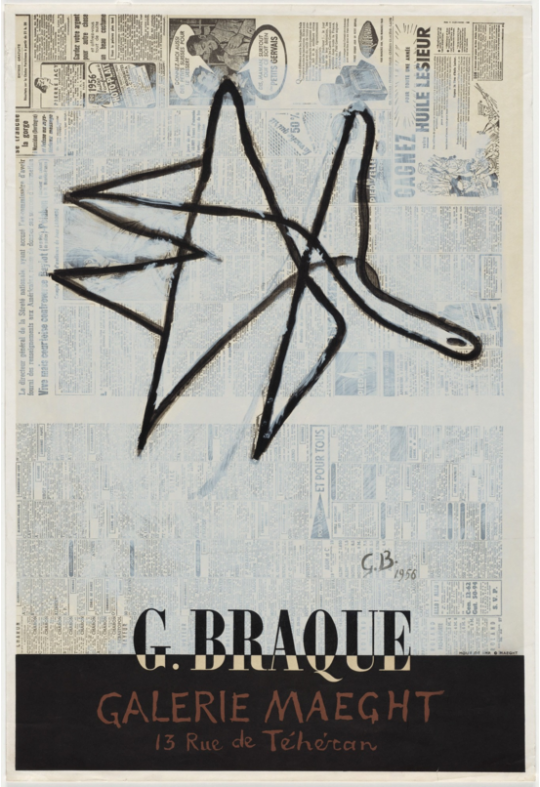 George Braque Galerie Maeght