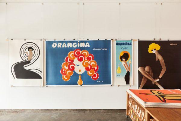 Letitia morris Gallery Vintage posters melbourne