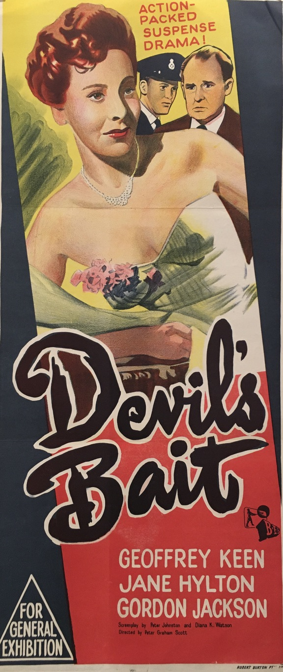 1940's & 50's DAYBILL POSTERS Original Vintage Posters