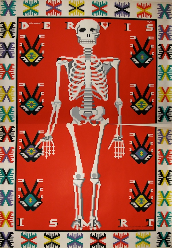 Boris Bucan Skeleton