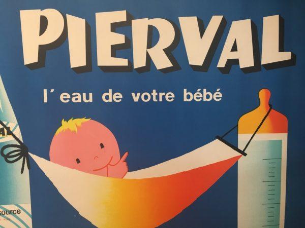Pierval by Jacques Auriac Original Vintage Poster