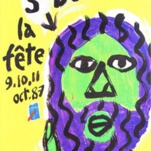 QUAREZ Saint Denis La fête 1987