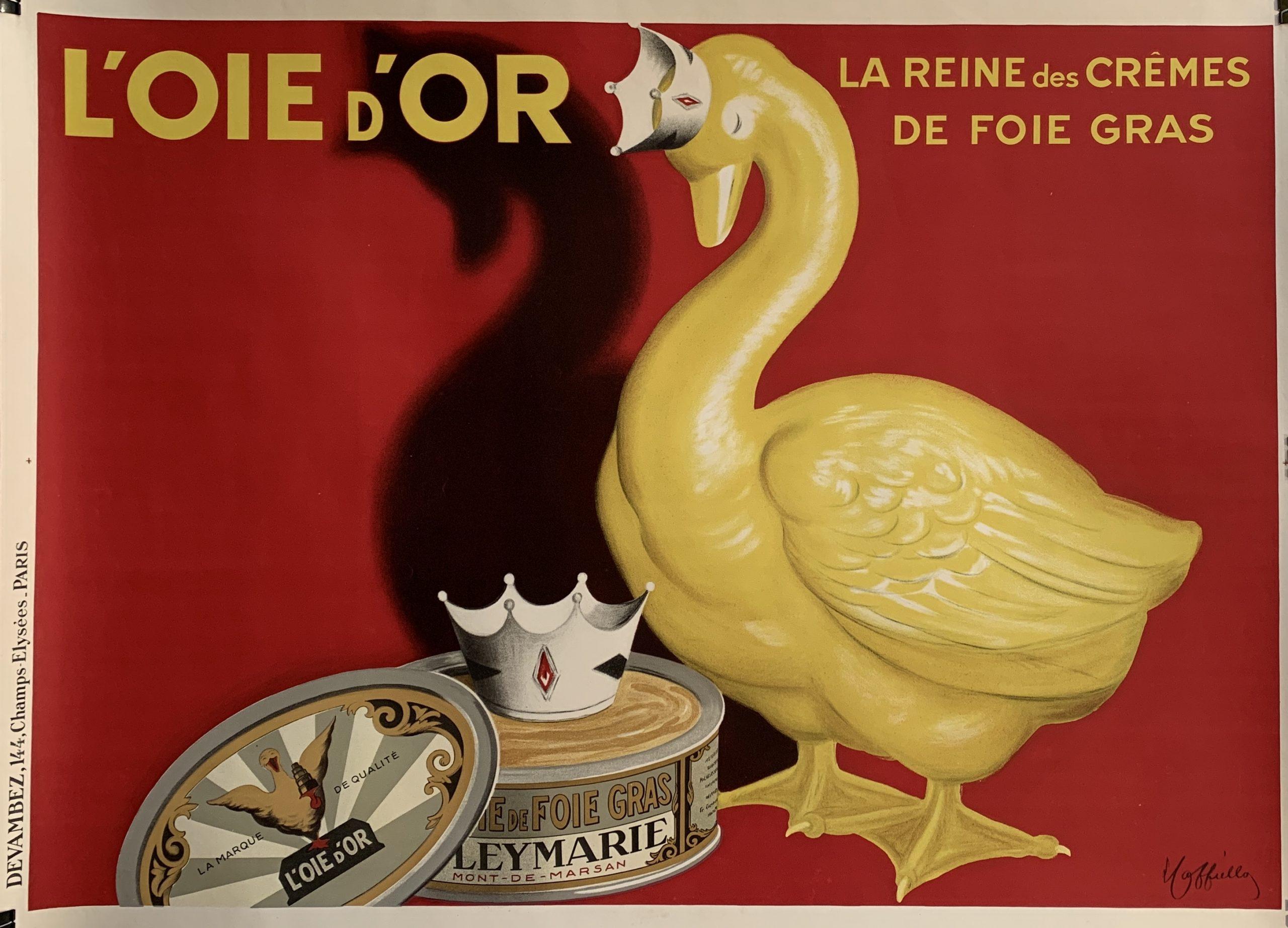 Loie Dor Vintage posters
