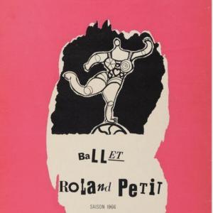 Théâtre des Champs-Élysées Original Vintage Poster