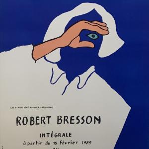 Savignac Robert Bresson Original Vintage Poster