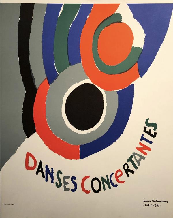 Sonia Delaunay Danses Concertantes