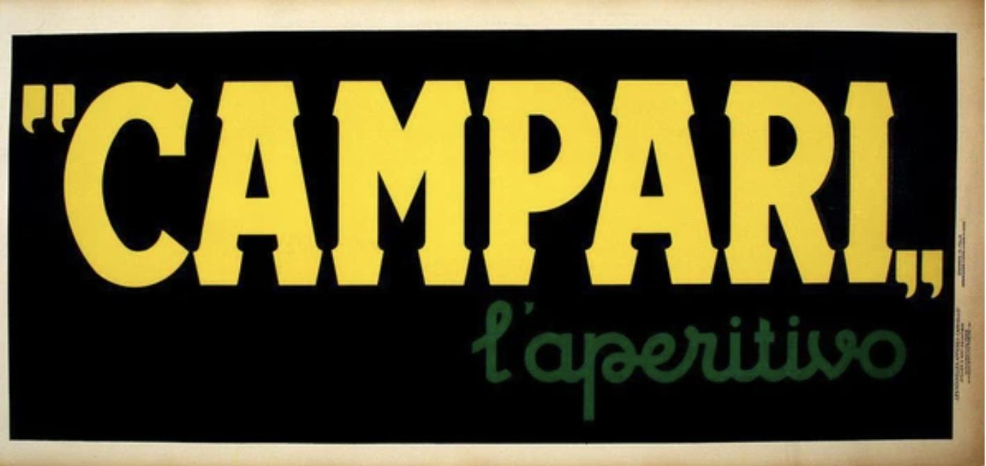 CAMPARI L'Aperitivo Banner