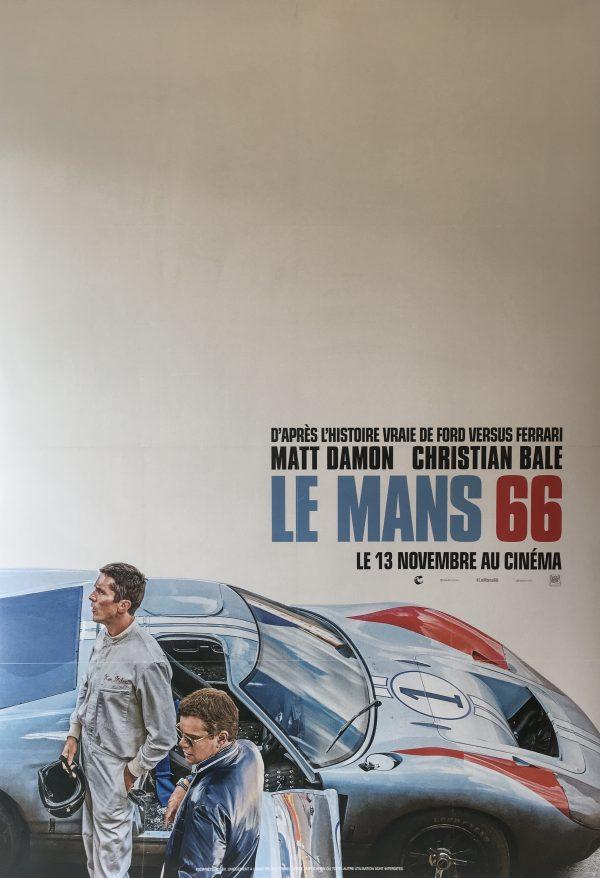 Le Mans 66 Original Vintage Poster